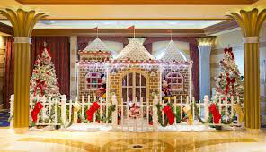 DCL Gingerbread House