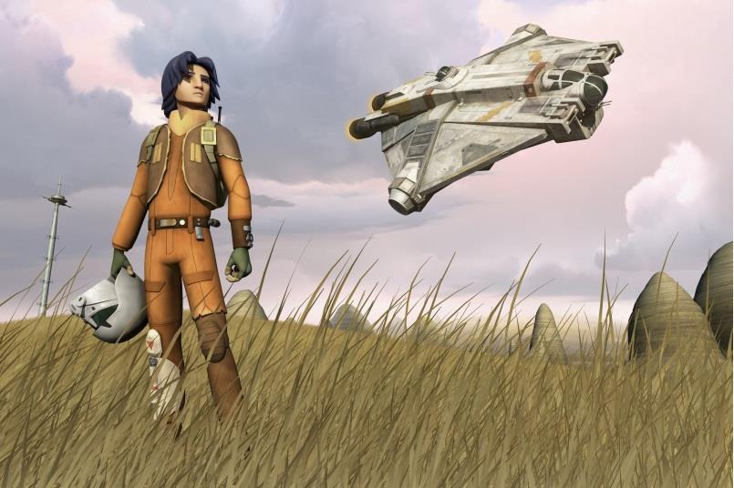 ezra - star wars rebels