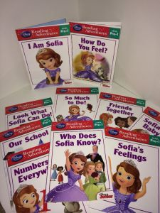 sofia the first box set
