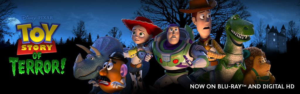 Toy Story of Terror Airs on ABC