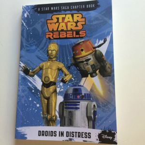 Droids in Distress Star Wras Rebels