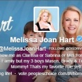 Melissa Joan Hart follows the DDL