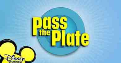 pass the plate disney channel