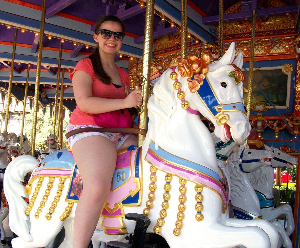 Sherri j Thankful post - mary poppins horse