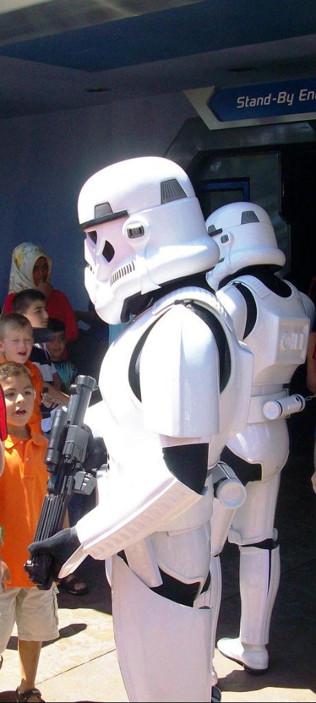 Sherri j Thankful post - stormtroopers