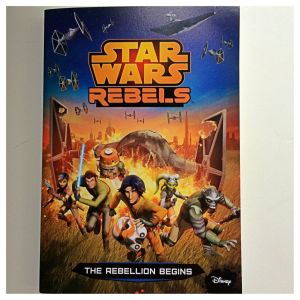 The Rebellion Begins - Star Wars Rebels