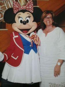 Jackie and Minnie