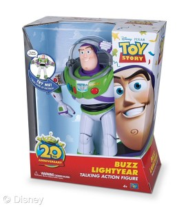 buzz lightyear - 20th anniversary