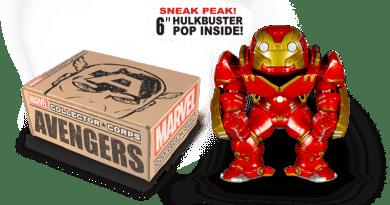 Funko Pop Marvel Hulkbuster