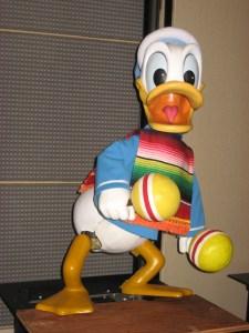Amigo Donald - three caballeros