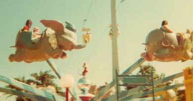 Dumbo 1975 - throwback thursday