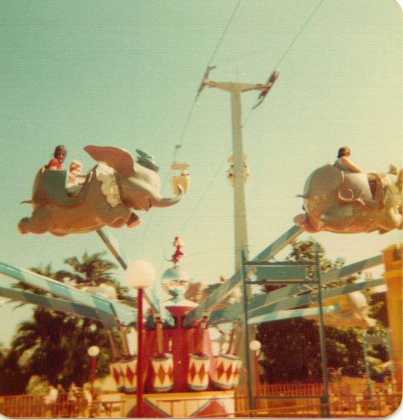 Dumbo 1975 - throwback thursday