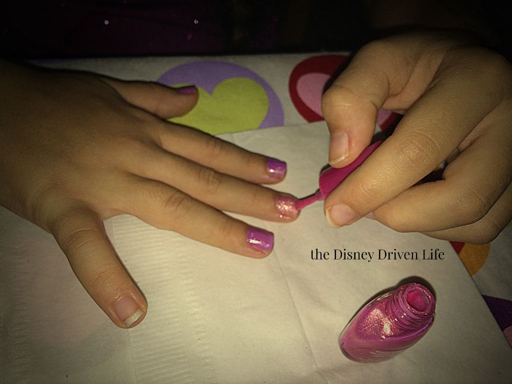 Disney Princess Peel-able Nail Polish - A Review   the Disney Driven ...