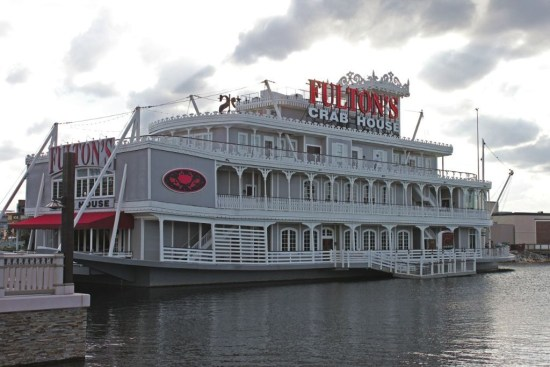 Fultons Crab House - Wordless wednesday