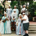 Nova Era 2000 - Italy Pavilion Epcot - Throwback Thursday