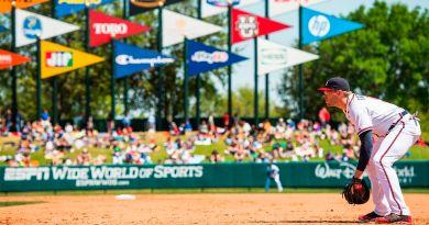 2014 Atlanta Braves Spring Training at Champion Stadium at ESPN Wide World of Sports