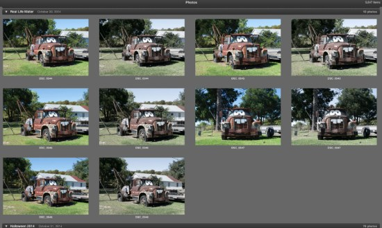 my real life Mater photos are there!