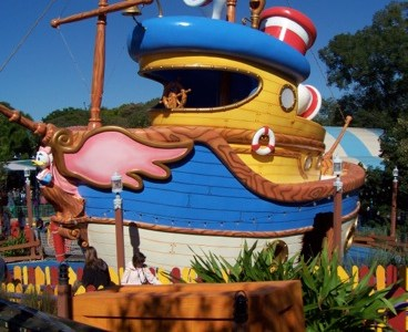 Donald's Boat - Throwback Thursday