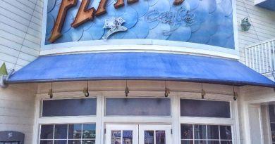 Flying Fish Cafe - Boardwalk