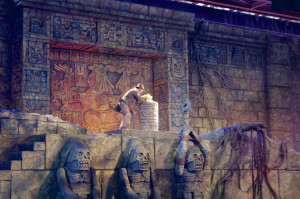 Indy - great movie ride