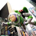 Buzz Lightyear balloon D23 Expo