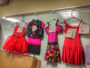dance recital costumes