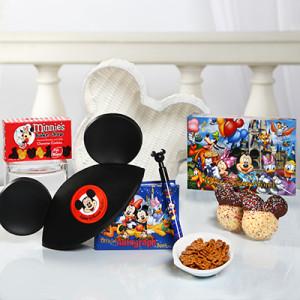 Disney floral ears package