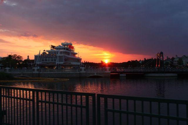 Fultons Sunset - wordless wednesday
