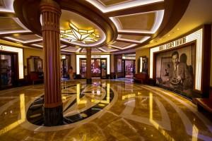 Walt Disney Theatre Lobby DCL