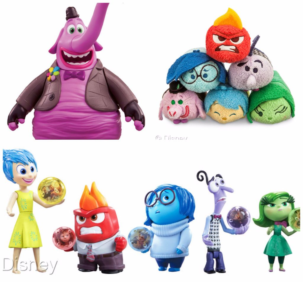 Inside Out 2015 Film: New Product Line Inspired By Disney∙Pixar's Inside Out