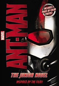 ant-man junior novel