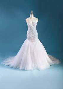 Alfred Angelo Ariel Dress