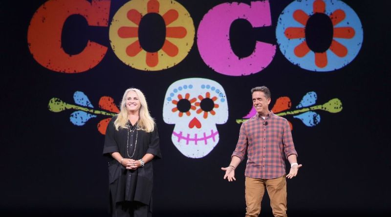 "Coco ""Pixar And Walt Disney Animation Studios: The Upcoming Films"" Presentation At Disney's D23 EXPO 2015"