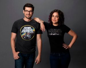 Star Wars Livestream - Anthony & Andi - Force Friday