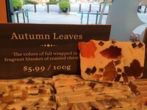 Basin Halloween Soap - Autumn Leaves