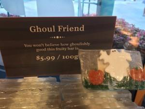 Basin Halloween Soap - Ghoul Friend
