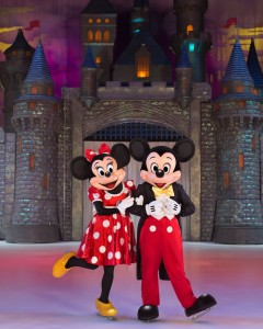 Mickey Mouse Minnie Mouse Disney on Ice 100 years