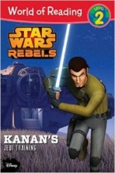 World of Reading Kanan's Jedi Training
