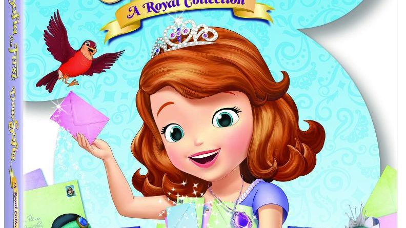 Dear Sofia A Royal Collection DVD