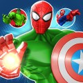 Mix & Smash Marvel Super Hero Mashers App