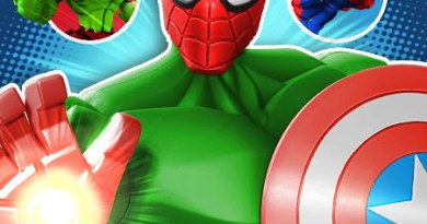 Mix & Smash Marvel Super Hero Mashers App