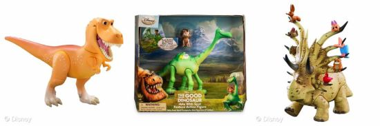 Good Dinosaur Figure assortment