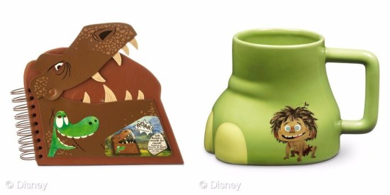 Good Dinosaur novelty items
