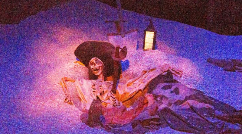 POTC skeleton - noise