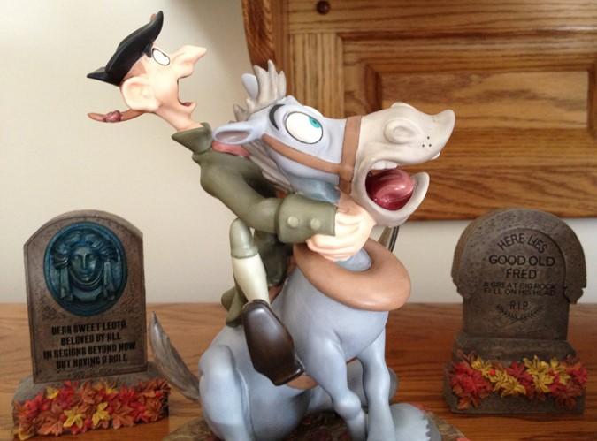 headless horseman wdcc - don h