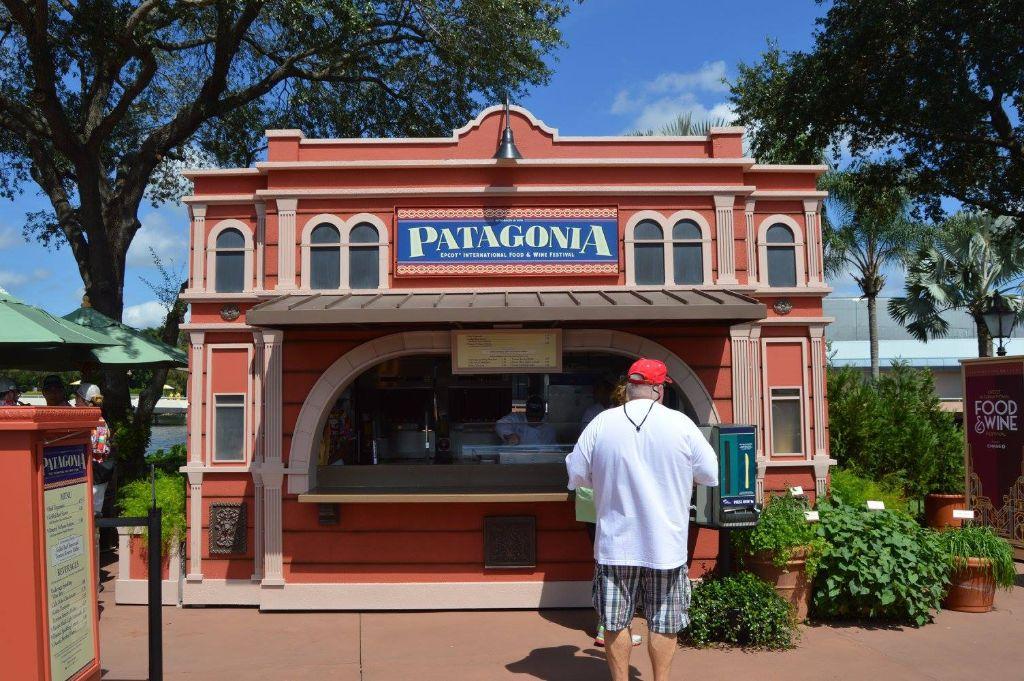 epcot food & wine photo tour 2015 - patagonia
