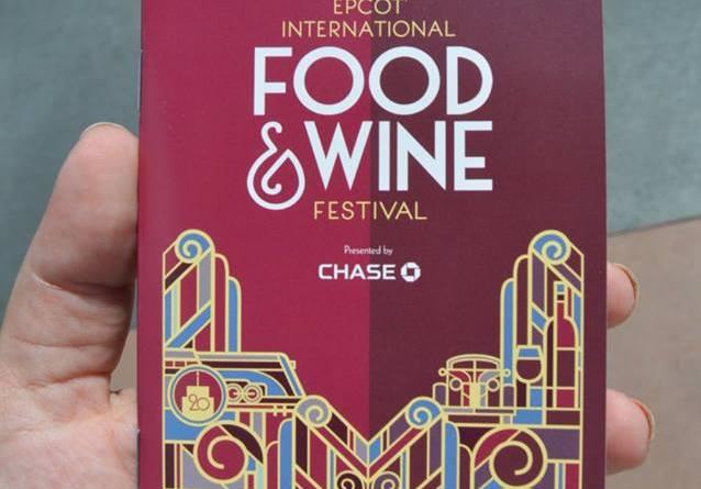 epcot food & wine photo tour 2015 - passport