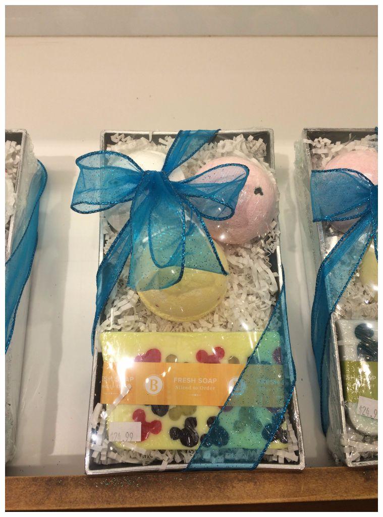 Basin Disney Springs 2015 Gift Basket 1