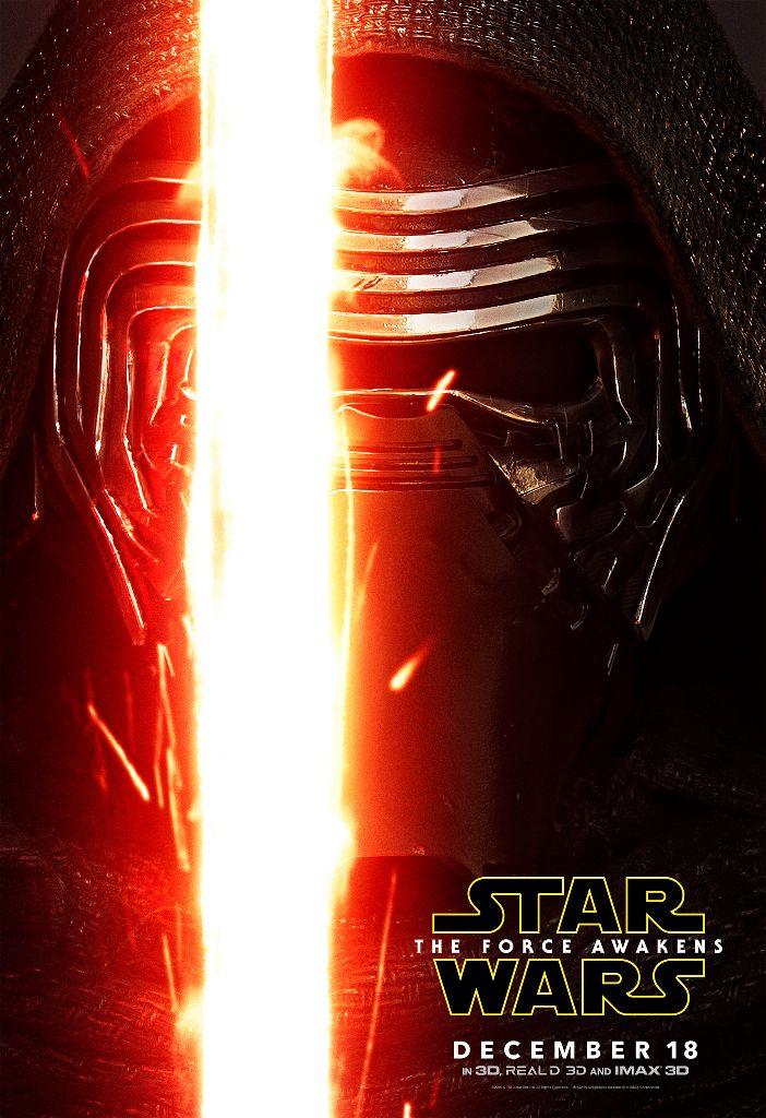 Kylo Ren Star Wars TFA
