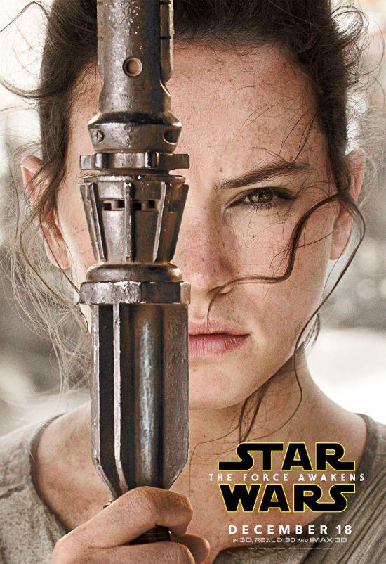 Rey Star Wars TFA
